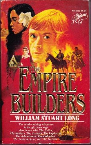The Empire Builders (Australians Series): Long, William Stuart