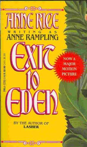 9780440123927: Exit to Eden/Movie Tie in