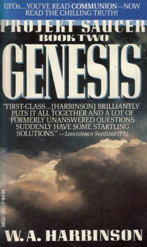 GENESIS (Projekt Saucer, Book 2): Harbinson, W.A.