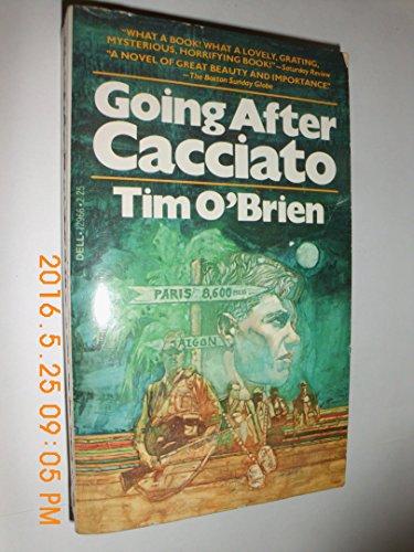 9780440129660: Going after Cacciato: A novel