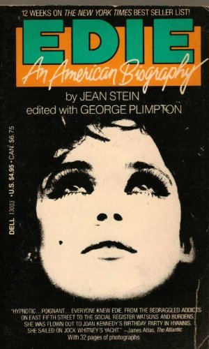 Edie:  An American Biography: Jean Stein