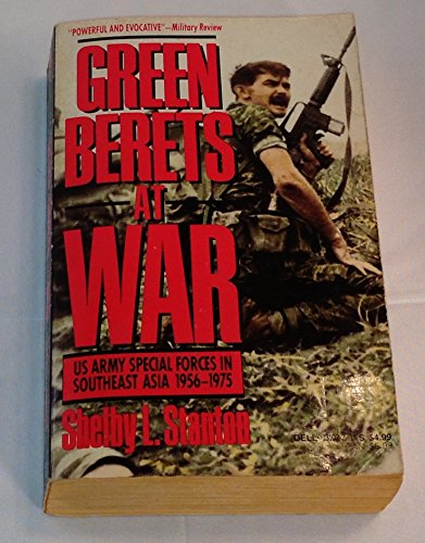 9780440131021: Green Berets at War: U.S. Army Special Forces in Southeast Asia 1956-1975