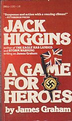 9780440132622: A Game for Heroes