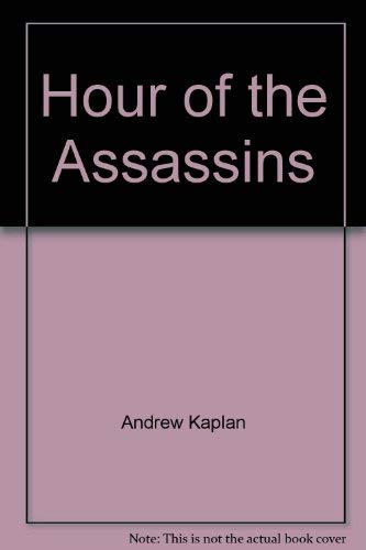 9780440135302: Hour of the Assassins