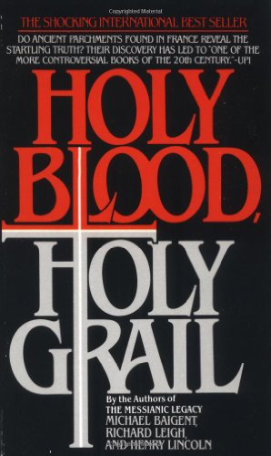 9780440136484: Holy Blood, Holy Grail