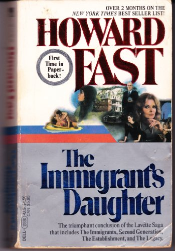 9780440139881: The Immigrant's Daughter