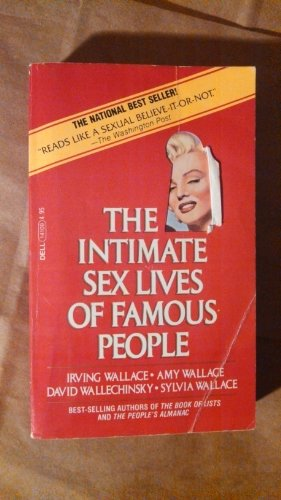 9780440141099: The Intimate Sex Lives of Famous People