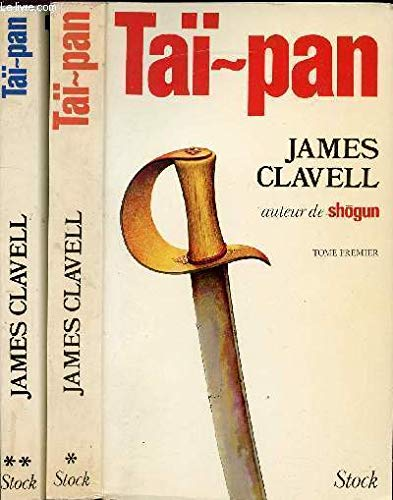 King Rat, Tai-Pan, Shogun (Boxed Set): James Clavell