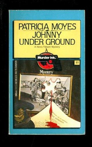 9780440142119: Johnny Under Ground (Inspector Henry Tibbett, Book 6)