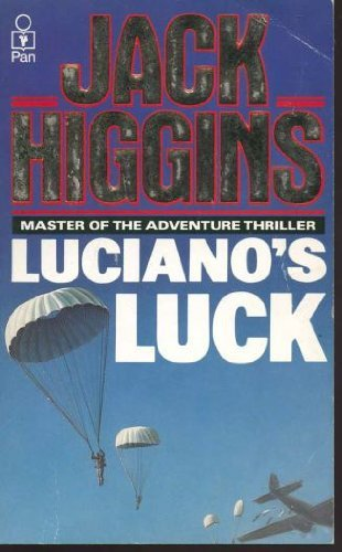 9780440143215: LUCIANO'S LUCK