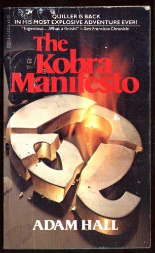 9780440144069: The Kobra Manifesto