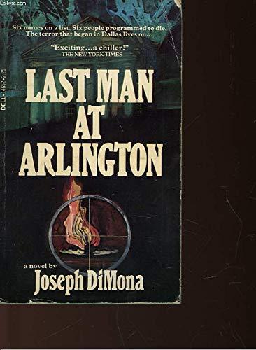9780440146520: Last Man at Arlington