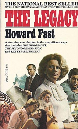 The Legacy (The Lavette Saga, No. 4): Fast, Howard