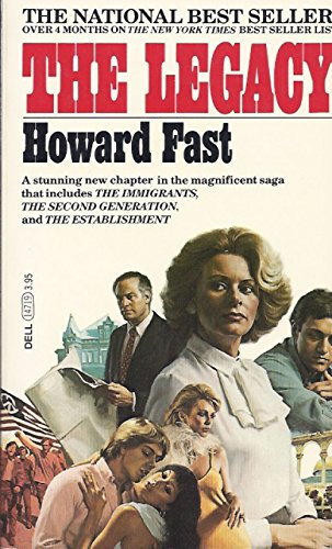 The Legacy (The Lavette Saga, No. 4) (0440147190) by Howard Fast