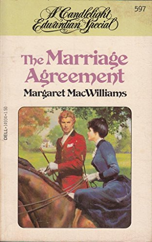 9780440149347: Marriage Agreement