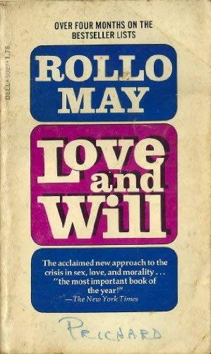 Love And Will.: May, Rollo.