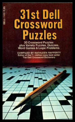 9780440154082: 31st Dell Crossword Puzzels