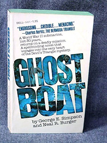 9780440154211: Ghost boat