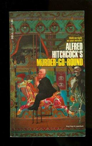 9780440156079: Alfred Hitchcock's Murder-Go-Round