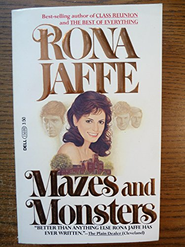 9780440156994: Mazes and Monsters