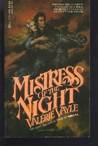 9780440157106: Mistress of the Night