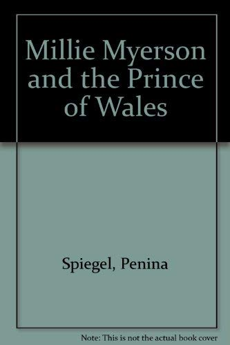 9780440157731: Millie Myerson and the Prince of Wales
