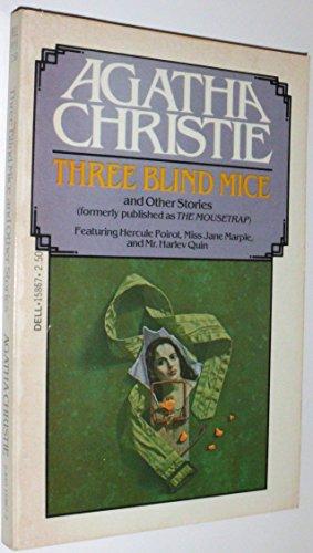 9780440158677: Three Blind Mice