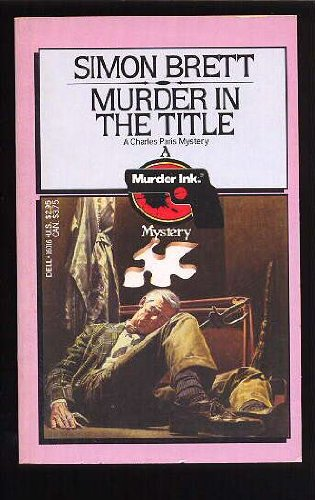 9780440160168: Murder in the Title