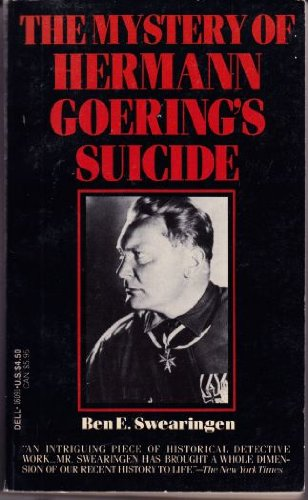 9780440160915: The Mystery of Herman Goering's Suicide
