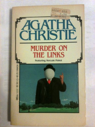 9780440161028: Murder On the Links