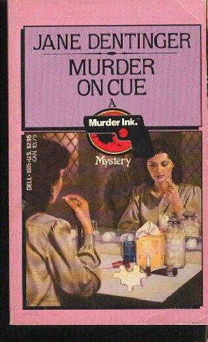 9780440161059: Murder on Cue (A Murder Ink. Mystery)