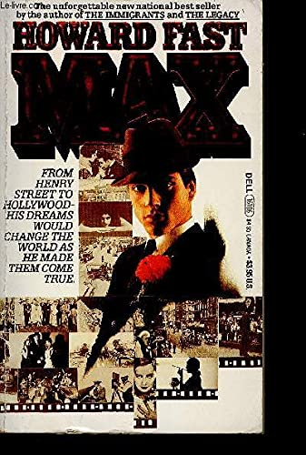 9780440161066: Max