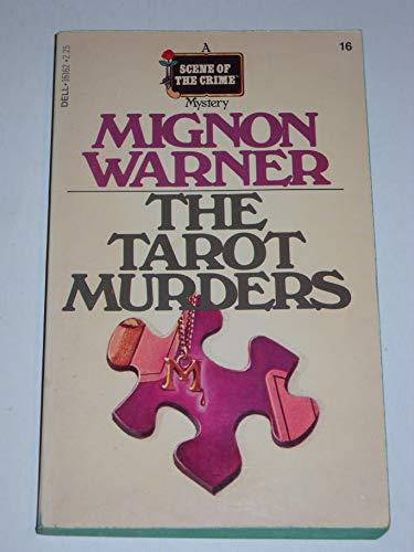9780440161622: The Tarot Murders