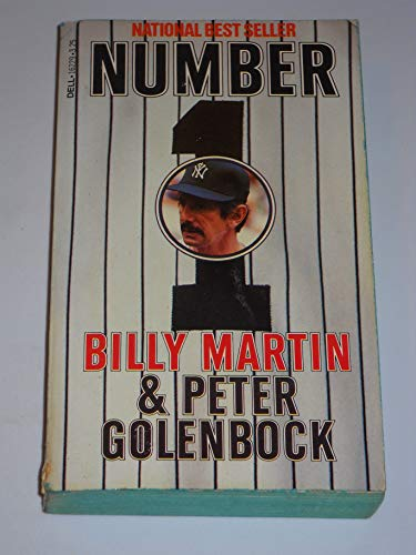 Number 1 Billy Martin: Golenbock, Billy Martin & Peter
