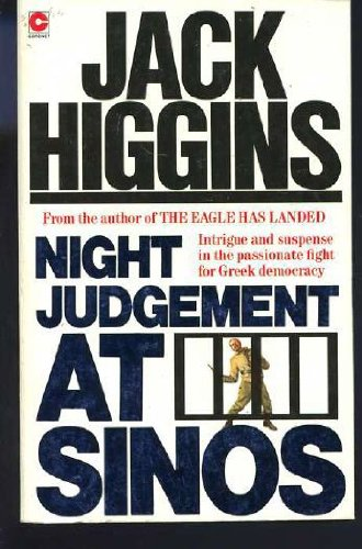 9780440162636: Night Judgement at Sinos