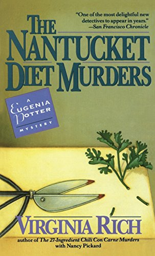 The Nantucket Diet Murders - a Eugenis Potter Mystery