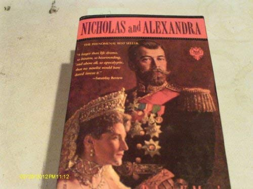 9780440163589: Nicholas and Alexandra