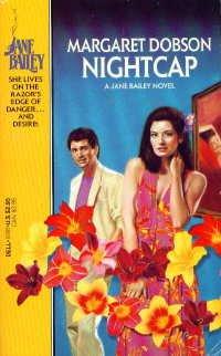 NIGHTCAP (Jane Bailey Series): Dobson, Margaret