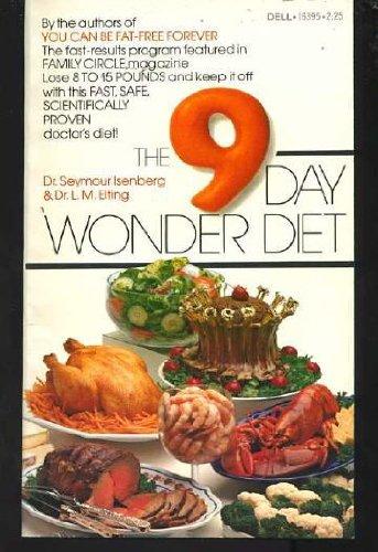 9780440163954: Nine Day Wonder Diet