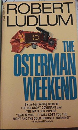 9780440166467: Osterman Weekend