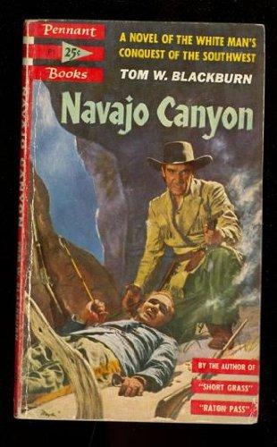 9780440166474: Navajo Canyon