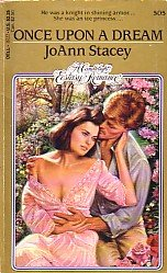 Once Upon a Dream (Candlelight Ecstasy Romance;) [Paperback]