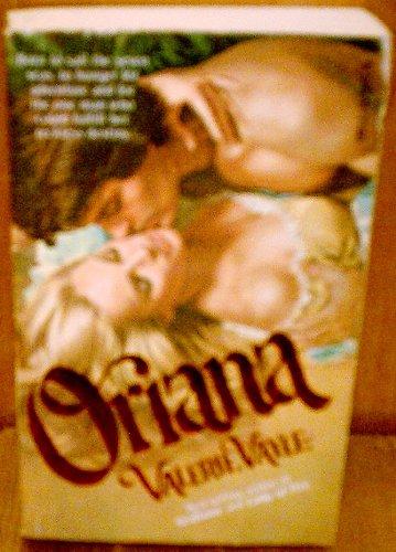 Oriana: Valerie Vayle