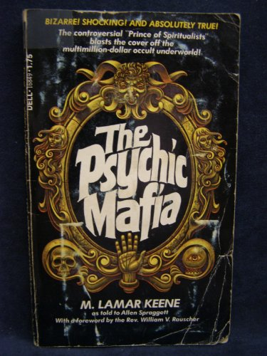 9780440168492: Title: The Psychic Mafia