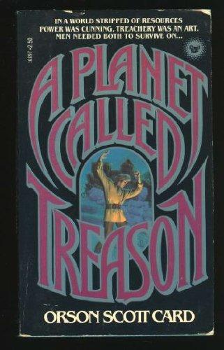 9780440168973: A Planet Called Treason