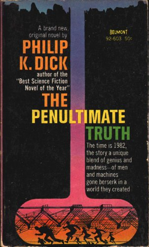 9780440169260: THE PENULTIMATE TRUTH.