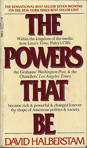 9780440169970: Powers That Be, The