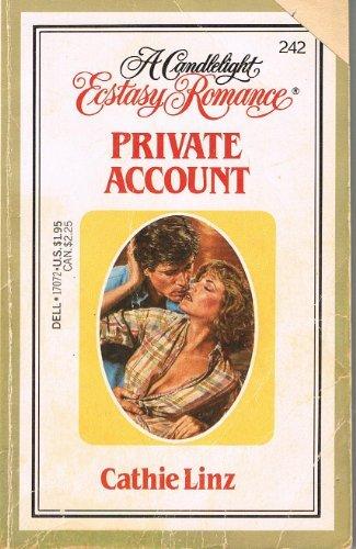 9780440170723: Private Account