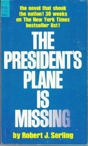 9780440171027: President's Plane Is Missing