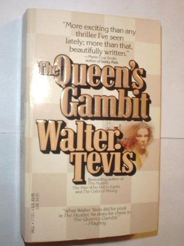 9780440171836: The Queen's Gambit